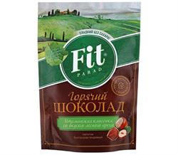 Горячий шоколад Лесной орех, 200г, ФитПарад