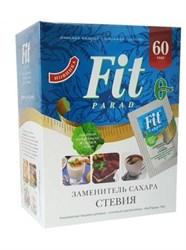 Заменитель сахара №8, 60 саше, ФитПарад