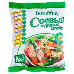 Соевый куриный стейк, 80г, Bona Vita