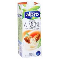 Напиток миндальный без сахара, 1л, Alpro