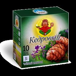 Иван да чай Кедровый, 10ф/п, Иван да