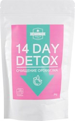 Травяной чай 14 дней Детокс, 84г, Биопрактика