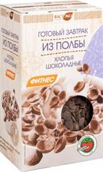 Готовый завтрак из полбы хлопья шоколадные, 200г, Вастэко