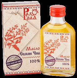 Масло чиа, 100мл, Радоград