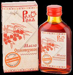 Масло облепиховое, 100мл, Радоград