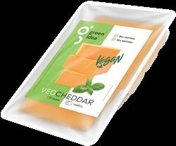 Сыр веганский Чеддар, 150г, GreenIdea