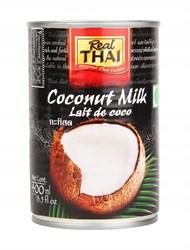 Кокосовое молоко Real Thai, 400мл