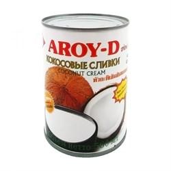 Кокосовые сливки AroyD, 560мл