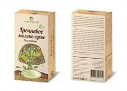 Молоко гречневое сухое, 100г, Оргтиум