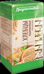 Хлебцы пшеничные с зеленой гречкой, 60г, Продпоставка