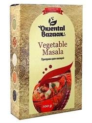 Смесь специй для овощей Vegetable masala, 100 г, Шри Ганга
