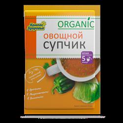 Суп-пюре овощной, 30г, КЗ