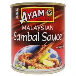Соус Самбал, 250мл, Ayam