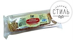 Хлебцы кукурузные с паприкой Тонкий стиль, 60г, Продпоставка