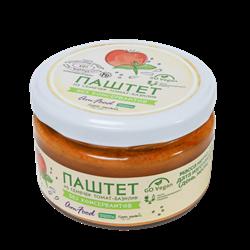 Паштет из семечек с томатом и базиликом, 200г, Полезные продукты