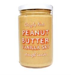Арахисовая паста с ванилью и изюмом Vanilla Sky, 370г, Grizzly nuts