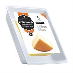 Сыр веганский Копченый, 180 г, ВолкоМолко