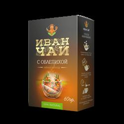 Иван-чай Облепиха, 60г, Иван да