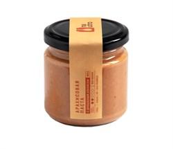 Арахисовая паста с дробленым арахисом, 200г, Наутро
