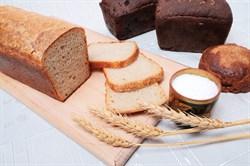 Хлеб бездрожжевой замороженный Российский, 350г, Монастырский двор