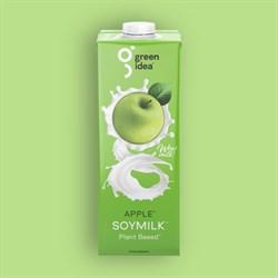Напиток соевый с соком Яблоко, 1л, GreenIdea