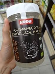 Кокосовое масло нерафинированное, 600мл, Коко