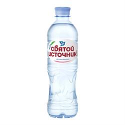 Вода питьевая н/г, 0,5л, Святой источник