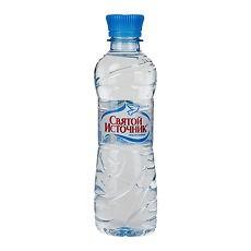 Вода питьевая н/г, 0,33л, Святой источник