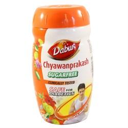 Чаванпраш без сахара, 500г, Дабур