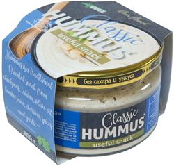 Хумус классический, 200г, Полезные продукты