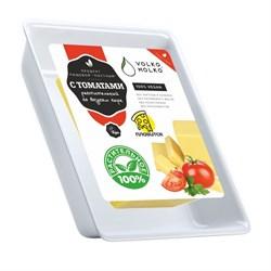 Сыр веганский с томатами, 180г, ВолкоМолко